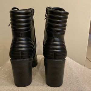 G by Guess Shoes - Guess heeled Combat boots New